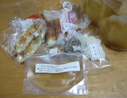 白菜キムチと三河豚のおでん3