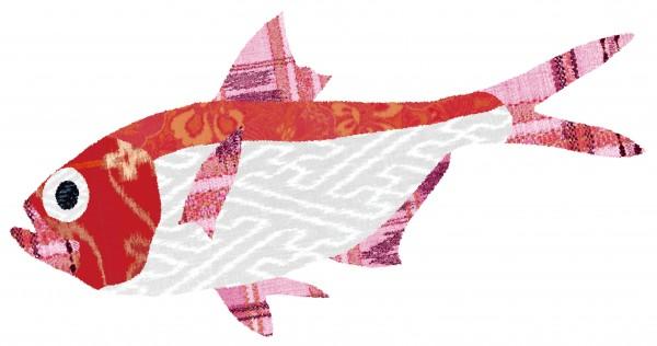 旬の食材:金目鯛