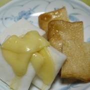 ハイジ風はんぺんチーズ
