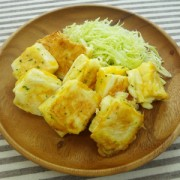 No.24178(料理24-190) 完成はんぺんのチーズピカタ
